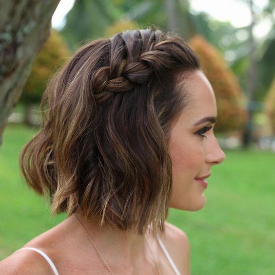 8 Peinados Para Cabellos Cortos Eunelis Salon Blog
